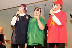 The Chipmunks in Thorndale, ON