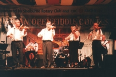 The Merv Woods Orchestra In Shelburne