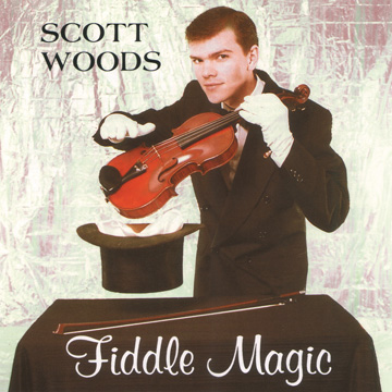 Fiddle Magic CD Cover