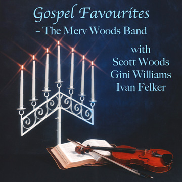 Gospel Favourites CD Cover