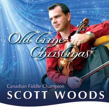 Old Time Christmas CD Cover