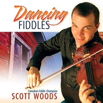 Dancing Fiddle CD Cover