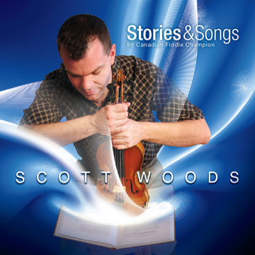 Stories & Songs CD Cover