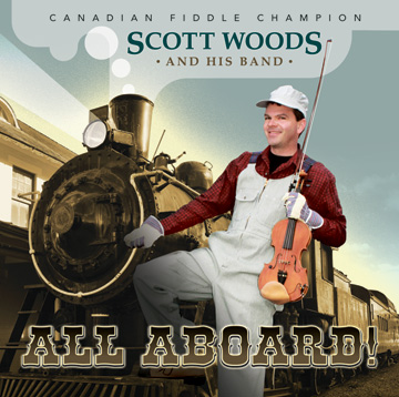 All Aboard! CD Cover