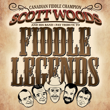 Fiddle Legends CD Cover