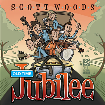 Old Time Jubilee CD Cover