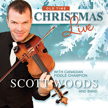 Old Time Christmas - Live CD Cover