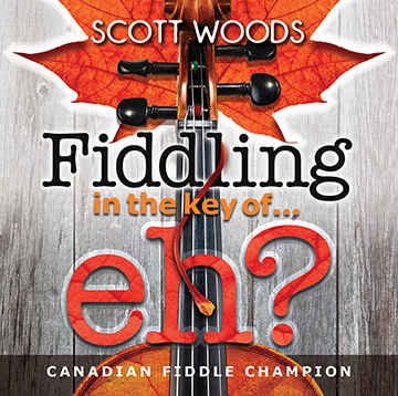 Fiddling in the Key of...eh? CD Cover