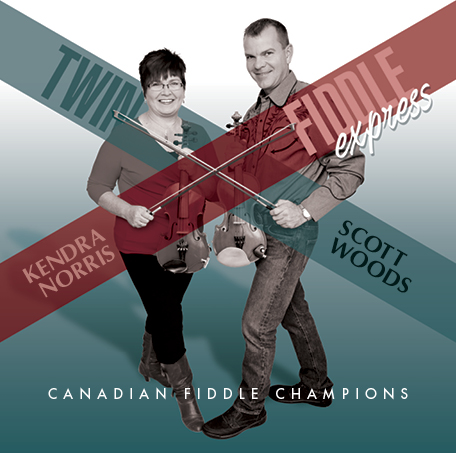 Twin Fiddle Express CD Cover