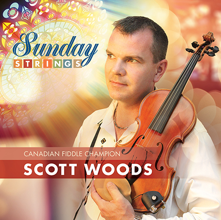 Sunday Strings CD Cover